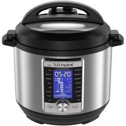Electric Pressure Cooker Pot Stainless Steel Programmable Sl