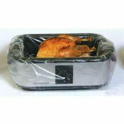 PanSaver Electric Roaster Liners 1-pack 2 Units Kitchen Smal