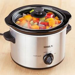 Judge Electric Slow Cooker 1.5L Ideal for 1-2 people Keep Wa