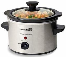 electric slow cooker small crock pot mini