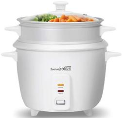 ERC-003ST Electric Rice Cooker & Steamer w/Automatic Keep Wa