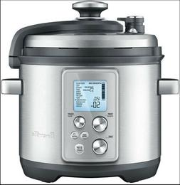 BREVILLE FAST SLOW PRO BPR700BSS MULTI COOKER PRESSURE 6 QT