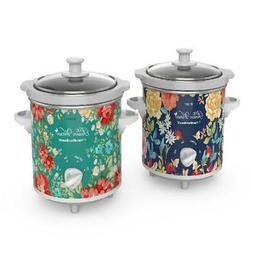 The Pioneer Woman Fiona Floral and Vintage Floral 1.5-Quart