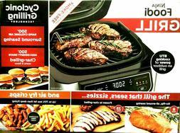 Ninja Foodi 5-in-1 Indoor Grill Air Fry Roast Bake Dehydrate