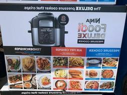 Ninja® Foodi™model FD401 8-qt. 9-in-1 Deluxe XL Pressure