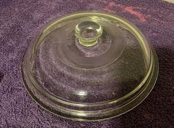 """Glass Lid Replacement 7 3/4"""" Rival Crock Pot Slow Cooker 310"""