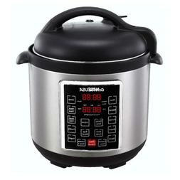 Gowise Usa 8-Quart Programmable 10-In-1 Electric Pressure Co