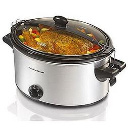 Hamilton Beach   6 QT, Stay Or Go Slow Cooker 33262