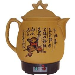 Supentown 3.4 Liter Herbal Medicine Chinese Cooker Ceramic w