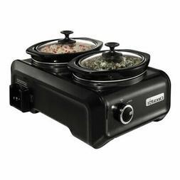 Crock-Pot 1-Qt. Hook Up Double Slow Cooker