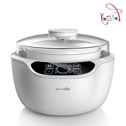 Household 1.2L Automatic porridge pot Electric <font><b>Cook