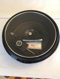 Indoor Grill Pot Large 3 Quart Slow Cooker Steamer Kitchen H