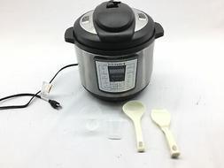 Instant Pot LUX80 8 Qt 6-in-1 Multi- Use Programmable Pressu