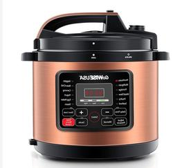 Instant Pot Pressure Cooker 12-in-1 Programmable Electric St