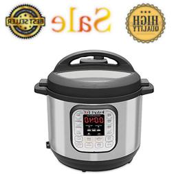 Instant Pot IP-DUO60 7-in-1 Programmable Latest 3rd Generati