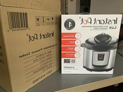 Instant Pot IPLUX60V3 6Qt. 6-in-1 Electric Pressure Cooker