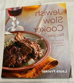 Jewish Slow Cooker Recipes 120 Holiday & Everyday Dishes Lau