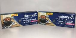 Reynolds Kitchen Slow Cooker Liners- Small Size - 2 Pack - B