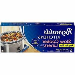 "Reynolds Kitchens Premium Slow Cooker Liners - 13 x 21"", 6Co"