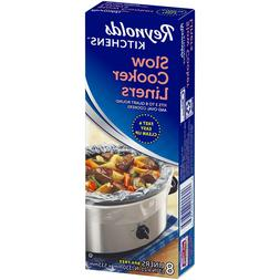 Reynolds Kitchens? Slow Cooker Liners 8 ct Box