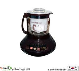Korea Herbal Oriental Medicine Herb Ginseng Boiling Brewing