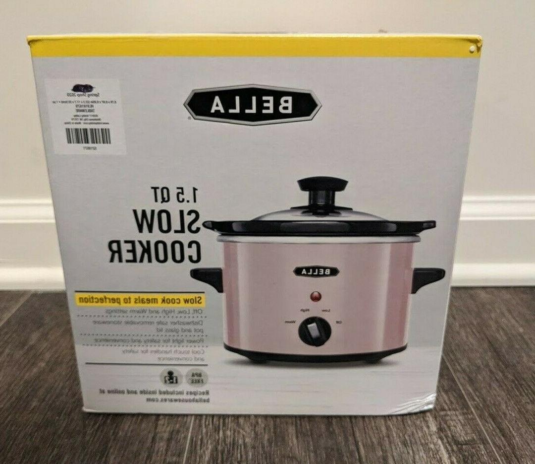 1 5 qt egg pink slow cooker