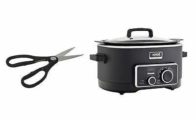 1 cooking system slow cooker