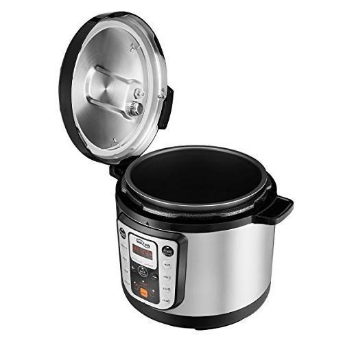 Housmile 6 Multi-Use Programmable Cooker Bean, Cake 1000 Watts