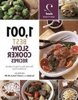 1,001 Best Slow-Cooker Recipes: The Only Slow-Cooker Cookboo