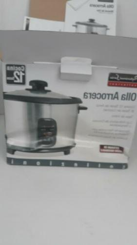 Continental 12 Cup Rice Stainless PS75068