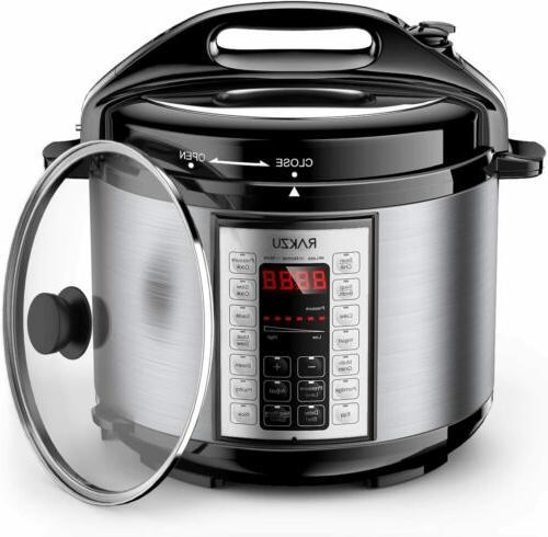 new 6qt 9 in 1 instant pot