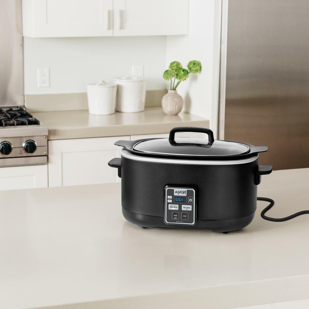 NINJA 2 IN SLOW COOKER CAPACITY MC510