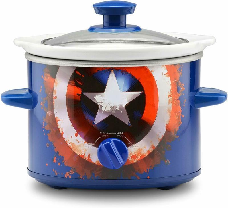 2 quart slow cooker star wars dc