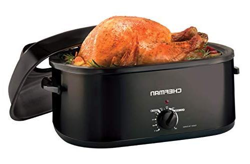 20 quart roaster oven cooker