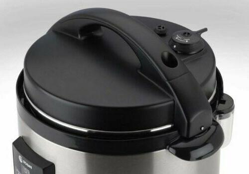 Fagor 6-Quart Pressure Slow and Rice Cooker