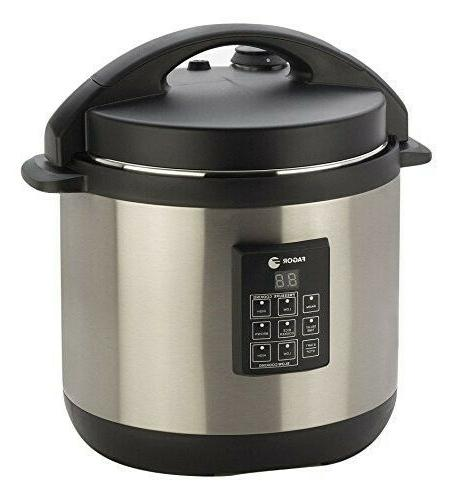 Fagor 6-Quart and Rice Cooker