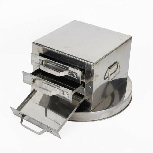 3 Layer Rice Roll Machine Drawer