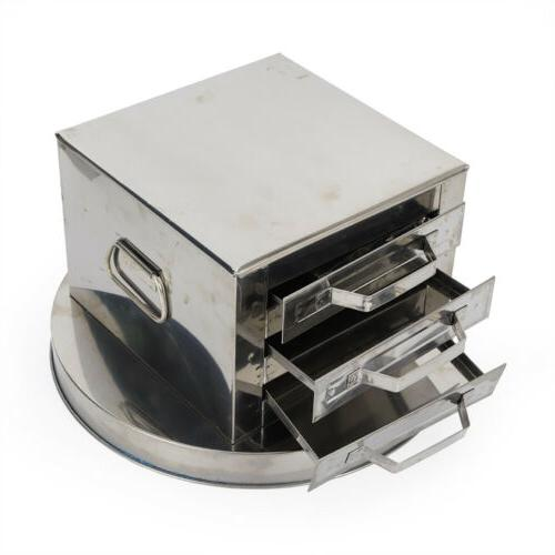 3 Layer Rice Roll Steamer Steaming Machine Stainless