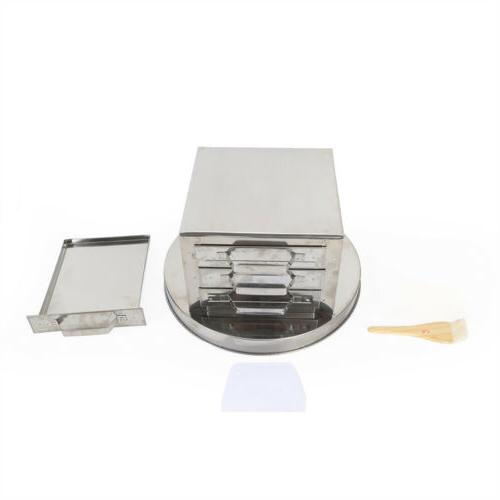 3 Rice Noodle Roll Steamer cooker Machine Drawer