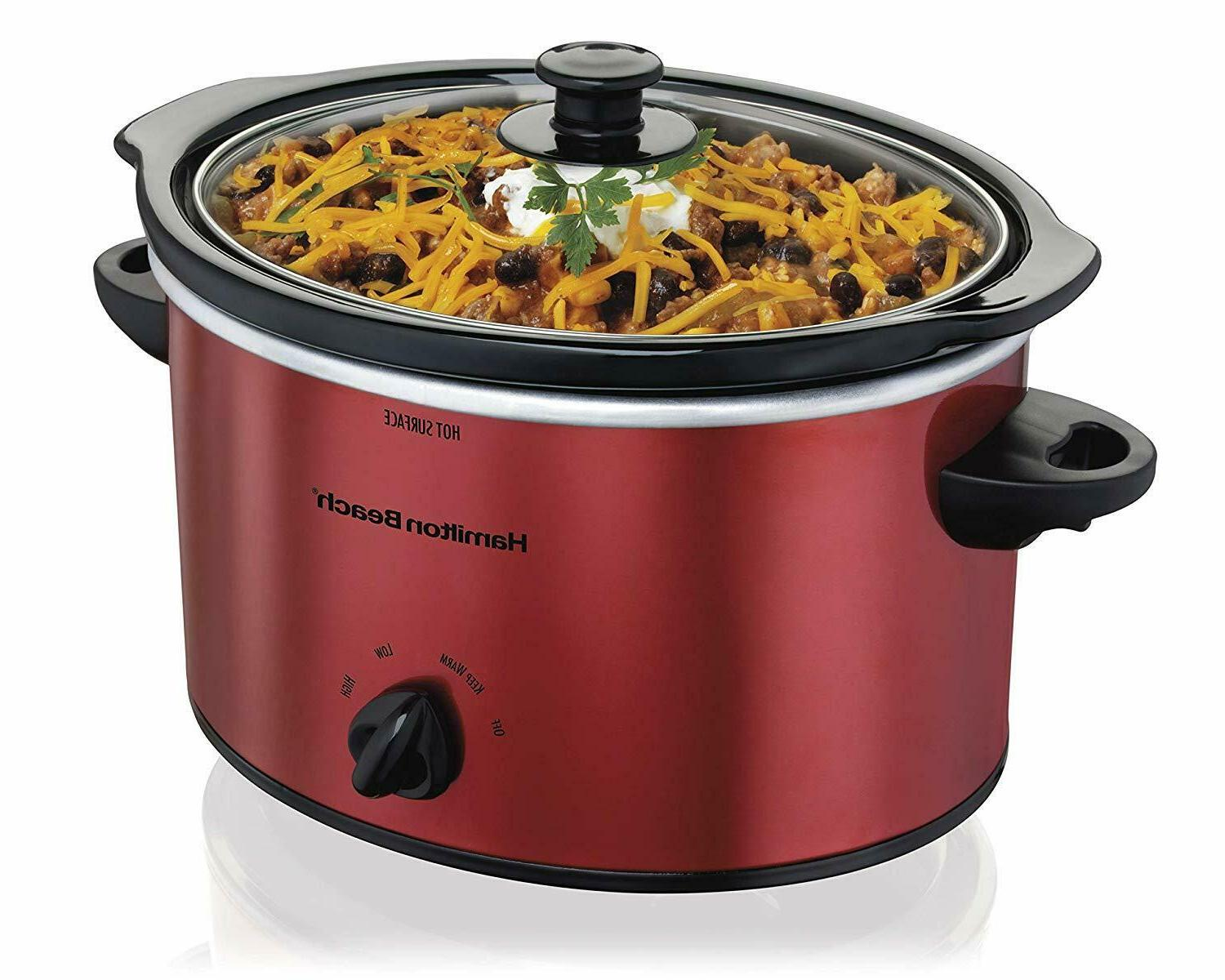 33230 3 quart slow cooker new