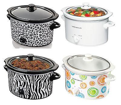 3 quart slow cookers