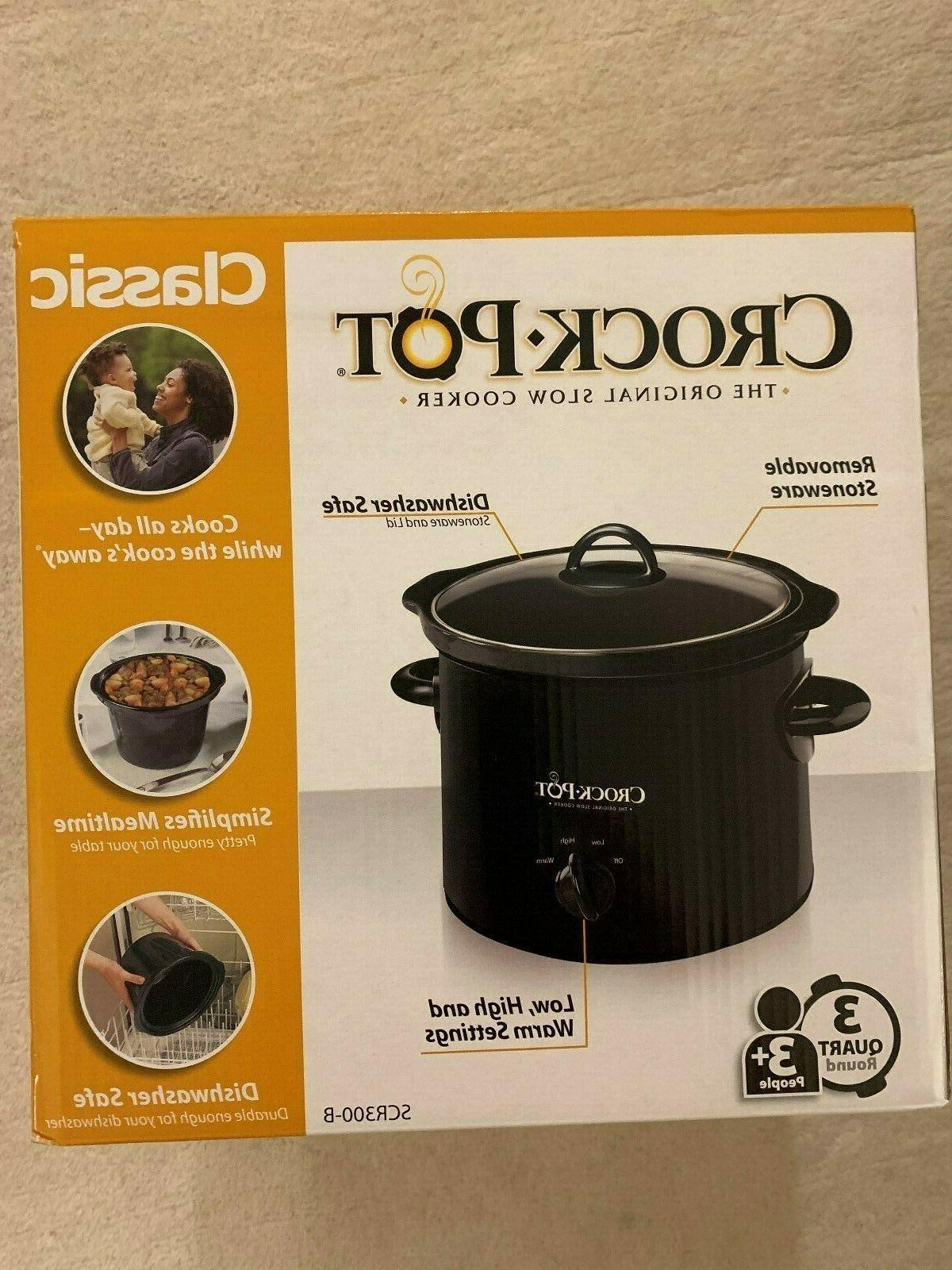 Crock-Pot Cooker,