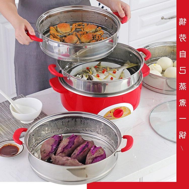 304 instant pot <font><b>slow</b></font> steamer food warmer electric commercial