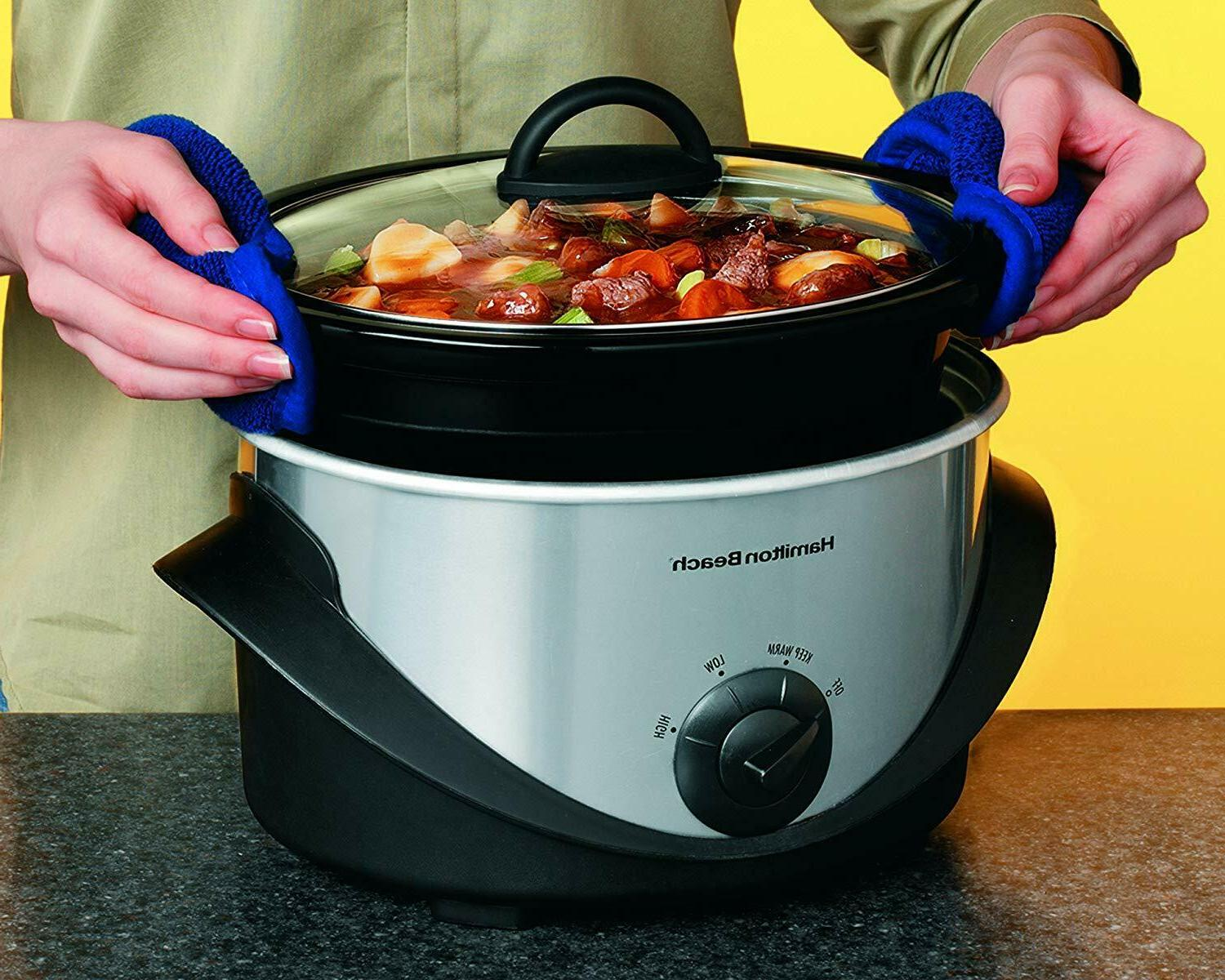 Hamilton Oval Cooker with Instruction