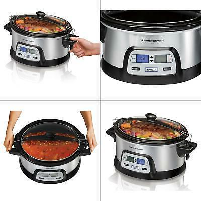 33861 flexcook slow cooker