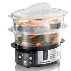 Hamilton Digital Two-Tier Electric Food Steamer