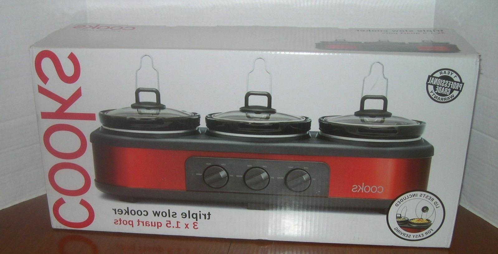 Cooks NEW BOX.