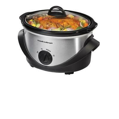 4 qt slow cooker 33141 new