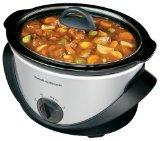 Hamilton Beach 4 Quart Oval Slow Cooker