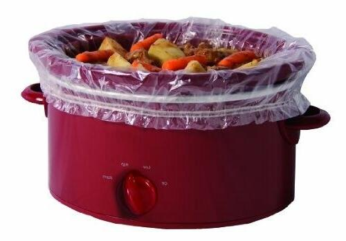 42215 slow cooker liners with a sure